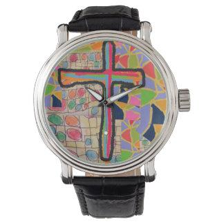 Hope Healing Church Christian Cross Watch