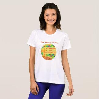 Hope Healing Church Christian Faith Womens T-Shirt