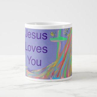 Hope Healing Church Christian Jesus Coffee Mug Cup