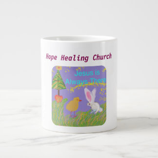 Hope Healing Church Christian Jesus Coffee Mug Cup