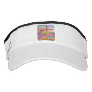 Hope Healing Church Christian Jesus Visor Cap Hat
