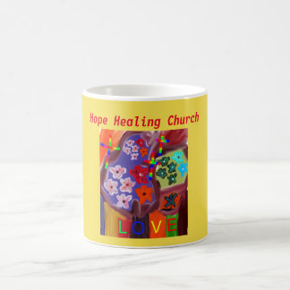Hope Healing Church Christian Love Coffee Mug Cup