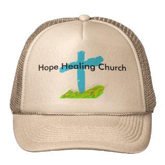 Hope Healing Church Inspirational Trucker Hat