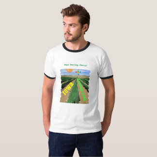 Hope Healing Church Iowa Christian Farm T-Shirt