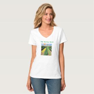 Hope Healing Church Iowa Christian Womens T-Shirt