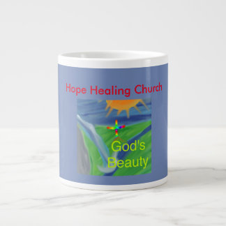 Hope Healing Church Jesus God Coffee Mug Cup