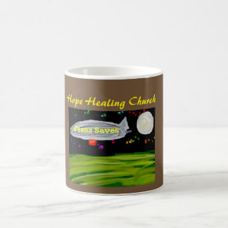 Hope Healing Church Jesus Saves Coffee Mug Cup