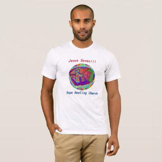 Hope Healing Church Jesus Saves Coffee Mug Cup T-Shirt
