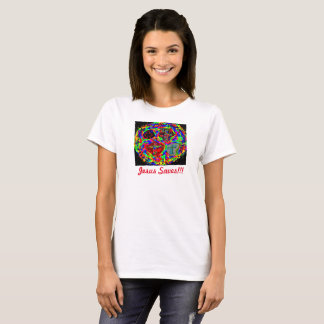 Hope Healing Church Jesus Saves Women's T-Shirt