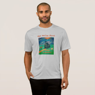 Hope Healing Church Jesus Savior Christian T-Shirt