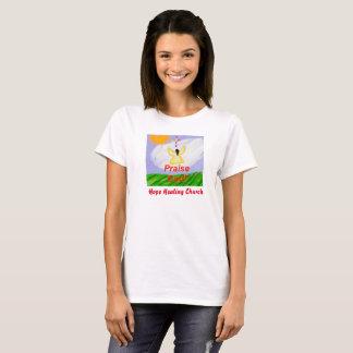 Hope Healing Church Praise God Christian T-Shirt