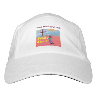 Hope Healing Church Praise Jesus Baseball Hat Cap