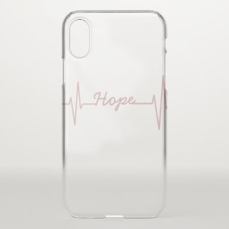 Hope Heartbeat iPhone  Case