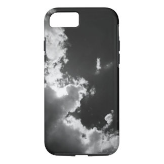 Hope in the silver lining of the clouds. iPhone 7 case