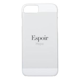 Hope. iPhone 7 Case