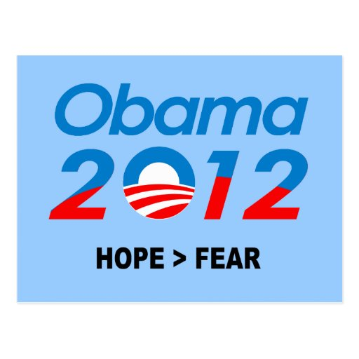 HOPE IS GREATER THAN FEAR - POST CARDS