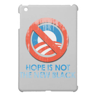 Hope is not the new black Faded png iPad Mini Covers