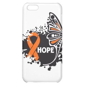 Hope Leukaemia Butterfly iPhone 5C Cases