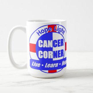 Hope Light Cancer Corner Mug
