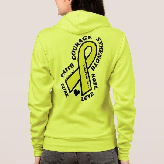 Hope Love Cure...Endometriosis Hoodie