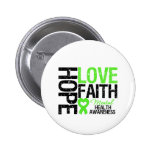 Hope Love Faith Mental Health Awareness
