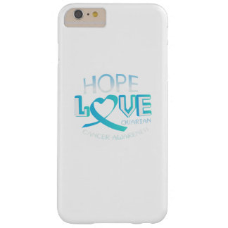 Hope Love Support Ovarian Cancer Awareness Barely There iPhone 6 Plus Case