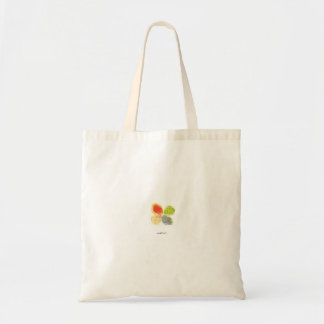 Hope - lucky clover - tote bag