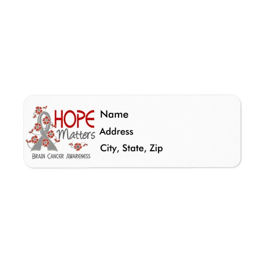 Hope Matters 3 Brain Cancer