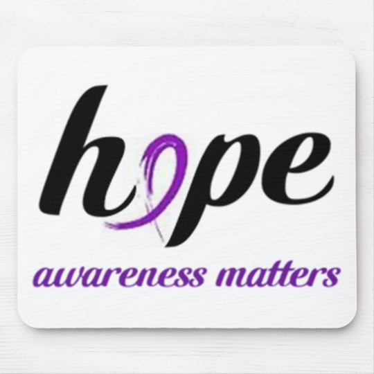 Hope Mouse Pad