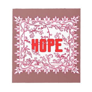 Hope Notepad