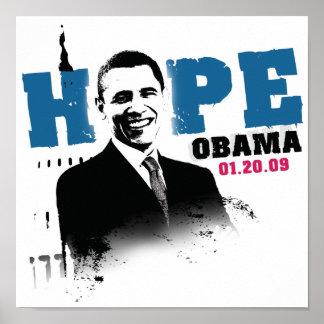 Hope - Obama Poster