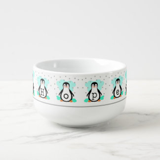 HOPE Penguin Soup Mug