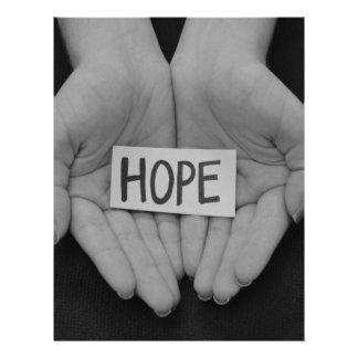 Hope Personalized Letterhead