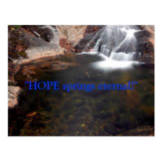 HOPE... POSTCARD