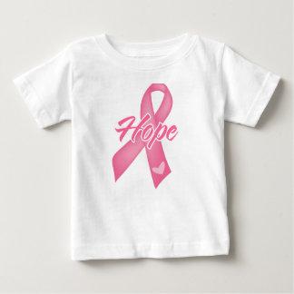 Hope Ribbon - Breast Cancer Tee Shirt