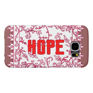 Hope Samsung Galaxy S6 Cases