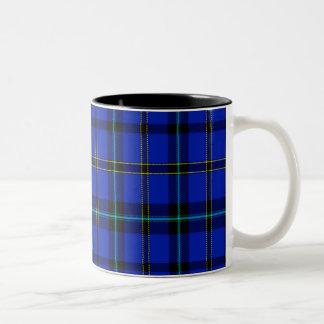 Hope Scottish Tartan Two-Tone Coffee Mug