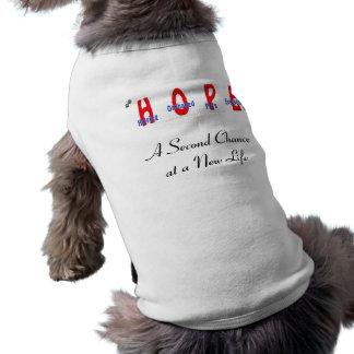 HOPE Second Chance Shirt