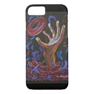 Hope - Sickle Cell Art by Nazaire iPhone 7 Case