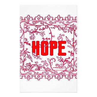 Hope Stationery