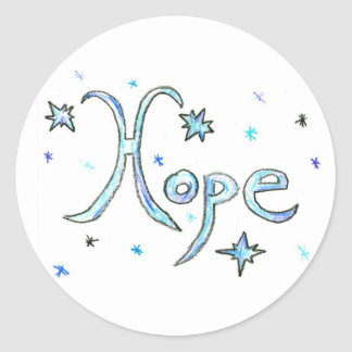 Hope Stickers