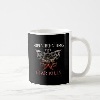 Hope Strengthens 11 oz Mug