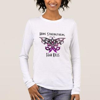 Hope Strengthens Long Sleeve T-Shirt