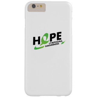 Hope Strong Lymphoma Awareness Support Gift Barely There iPhone 6 Plus Case
