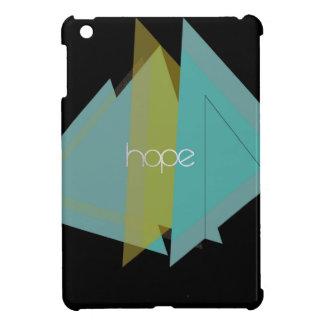 Hope Triangles iPad Mini Cover