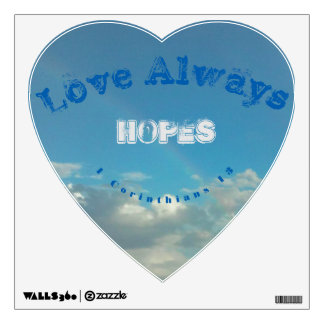Hope Wall Sticker