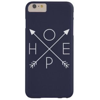 HOPE with Arrows Barely There iPhone 6 Plus Case