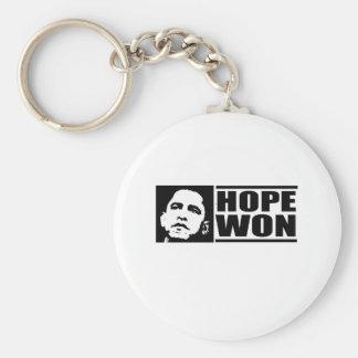 Hope Won T-shirt Keychain