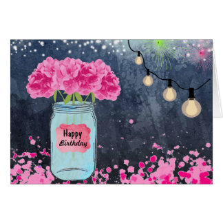 Hope Your Birthday Sparkles! (Card) Card