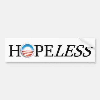 HOPELESS BUMPER STICKER